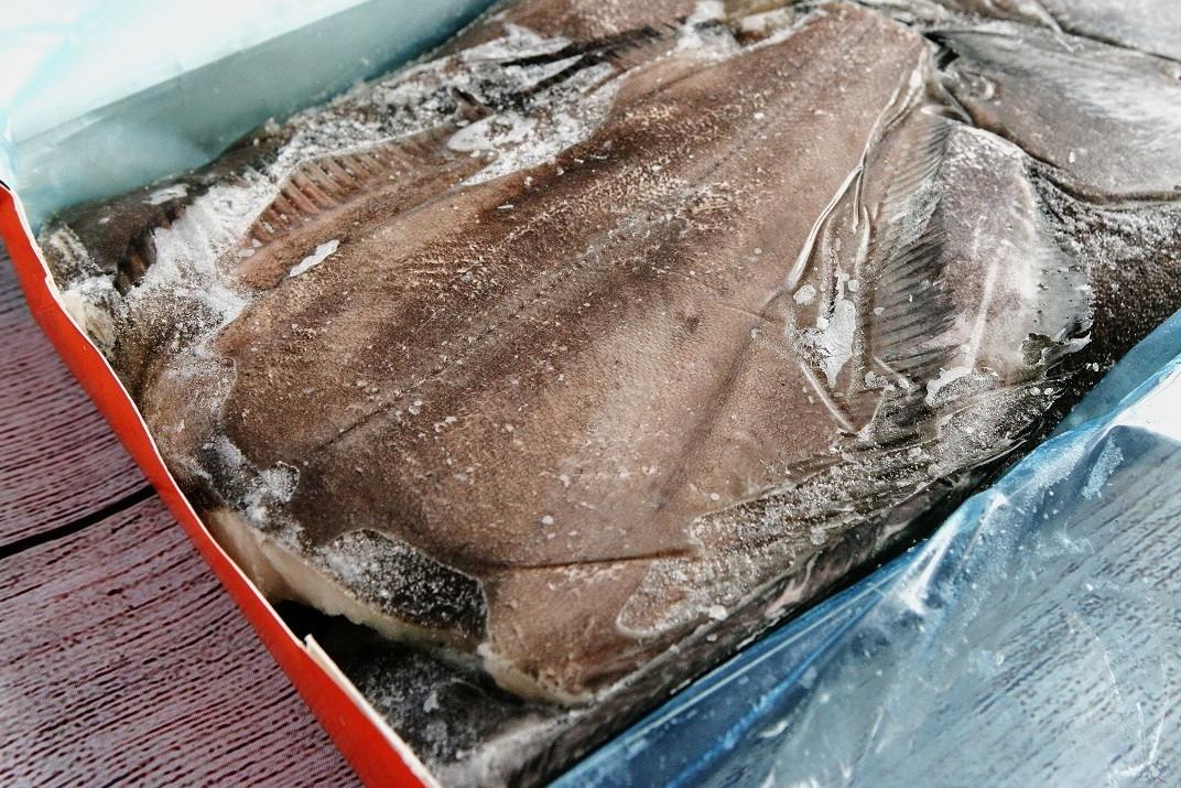 Палтус синекорый (Гренландский) - 1,5кг