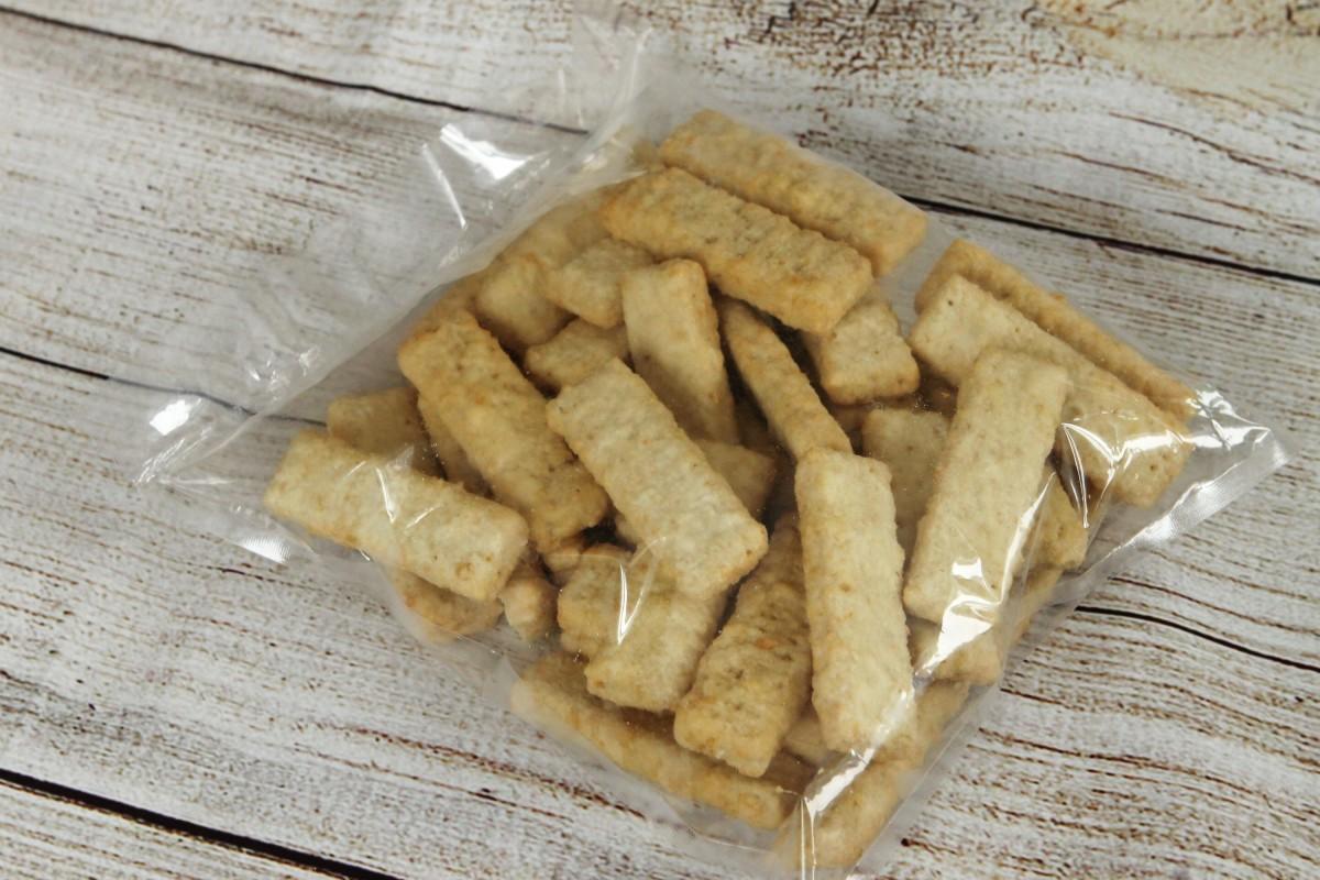 Рыбные палочки в кляре, 1 кг