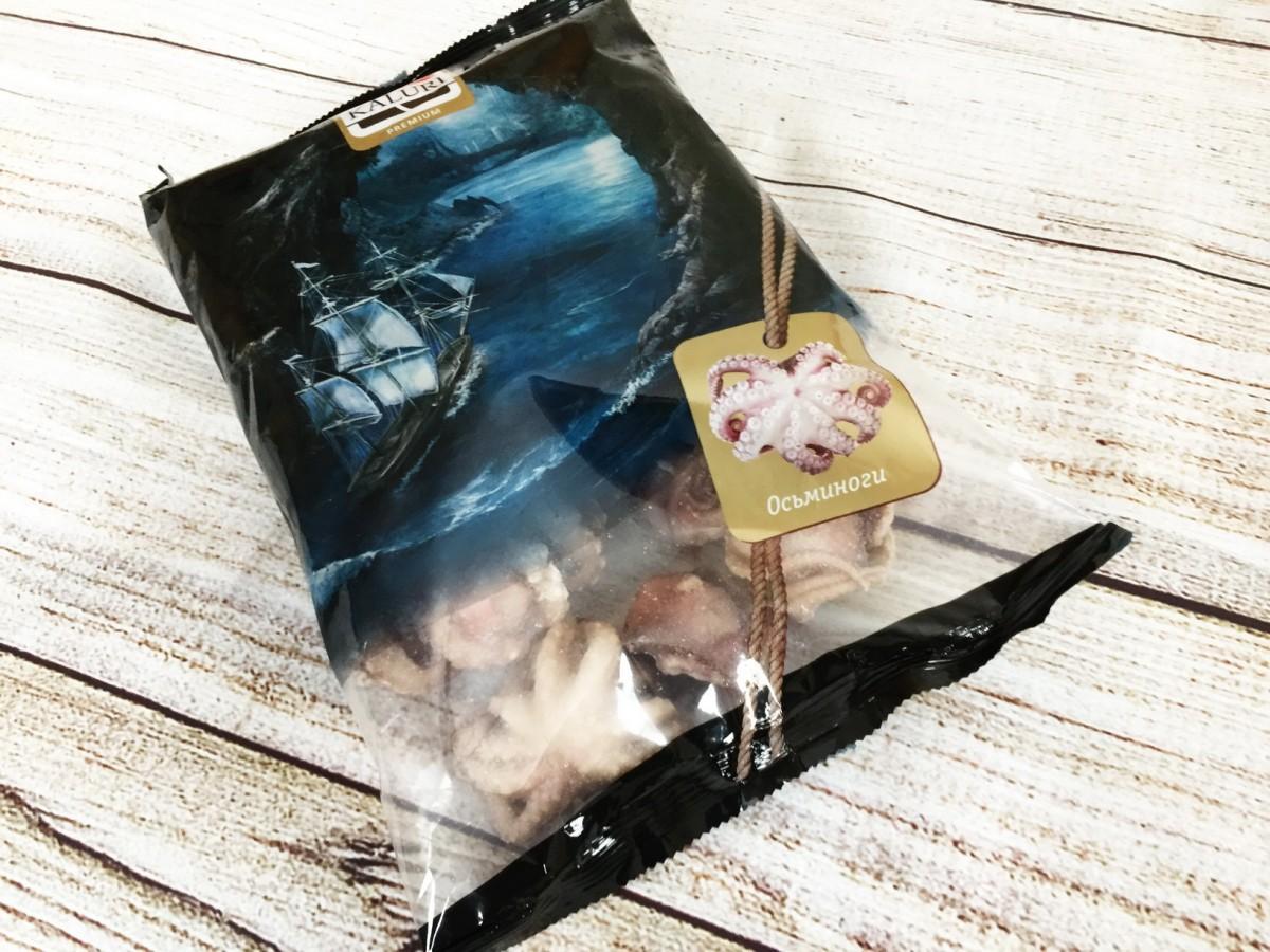Мини-осьминоги (беби) 40/60 - 1 кг