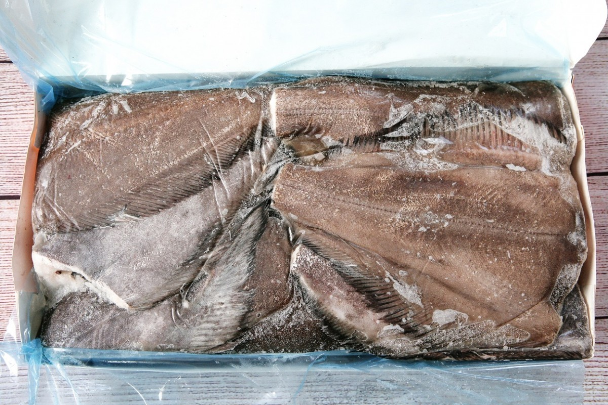 Палтус синекорый (Гренландский) - 7 кг