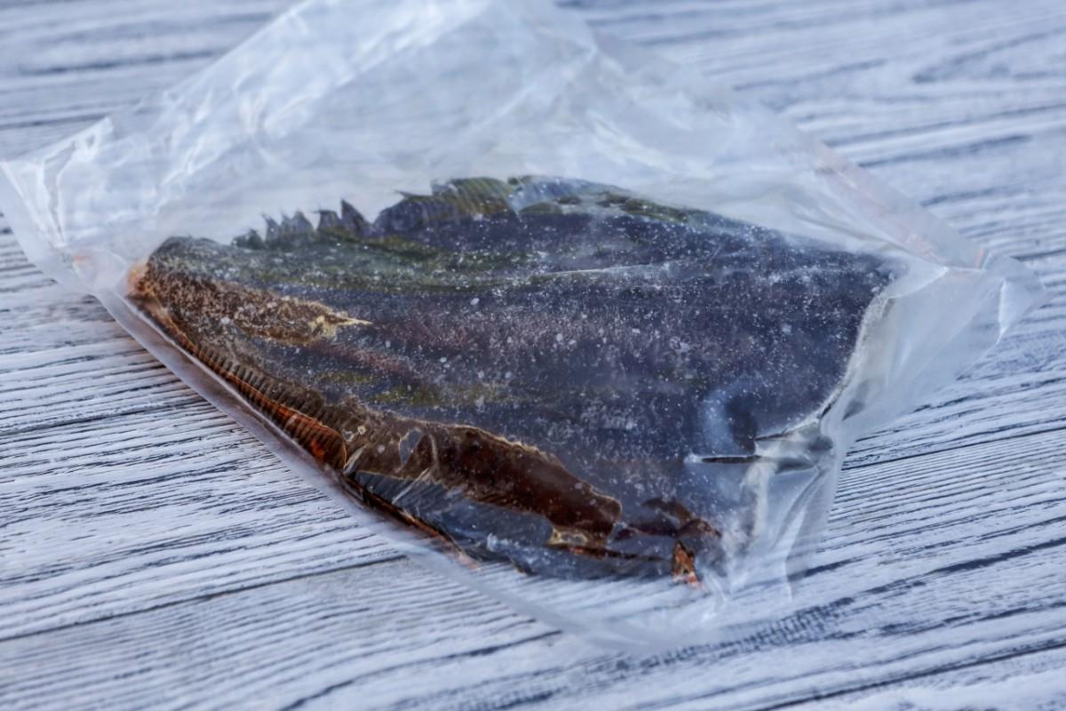 Палтус синекорый (Гренландский), потрошеный без головы 0.25-0.5 кг/шт ~ 1,5кг/упак