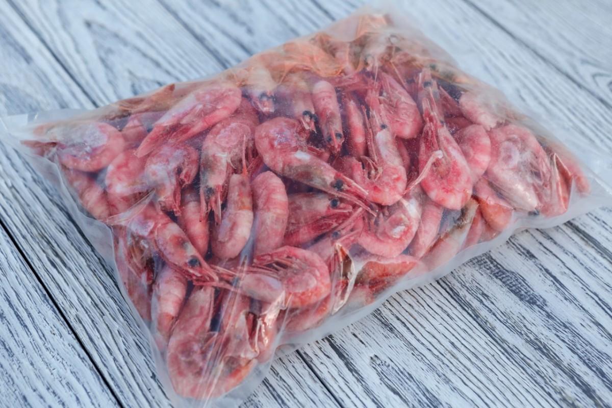 Креветки камчатские морской заморозки 50/70 - 2.5кг