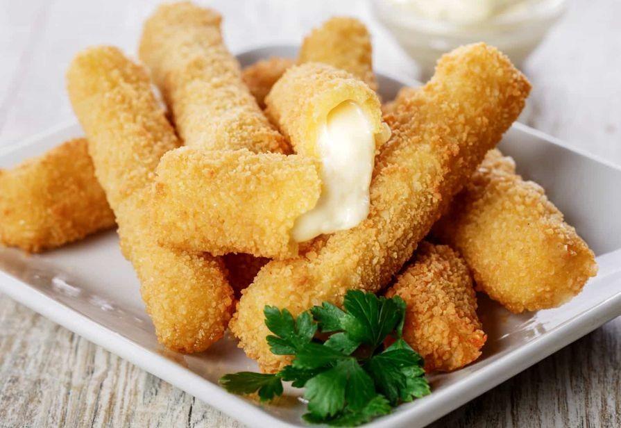Сырные палочки с сыром Моцарелла - 1 кг/упак