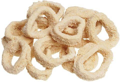 Кольца кальмара в панировке - 1 кг