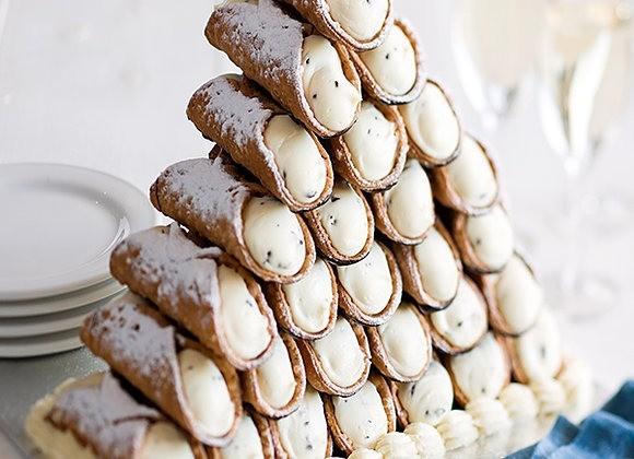 Пирожное Сицилийские трубочки Bindi - 0,5 кг