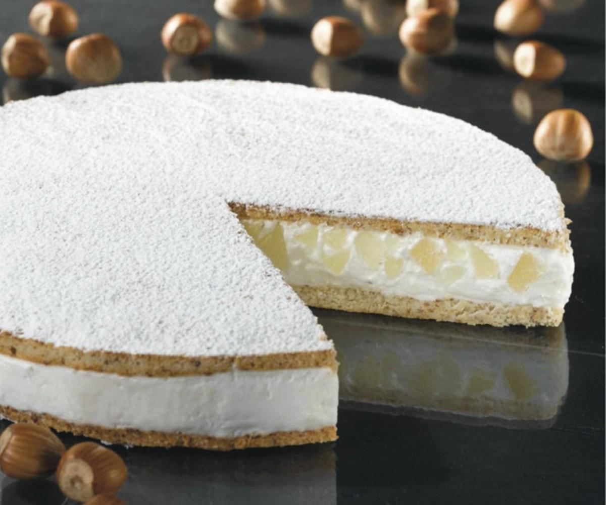 Торт Рикотта грушевый Bindi - 1,1 кг