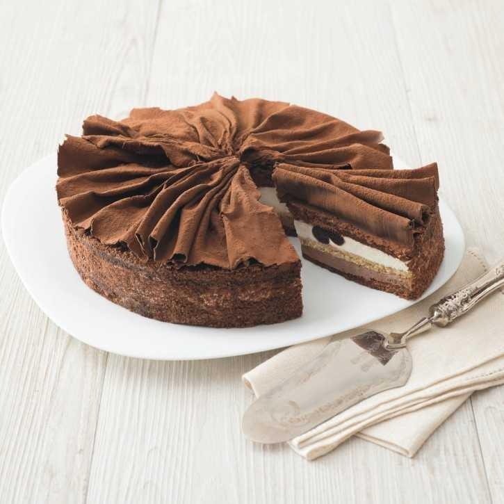 Торт чёрный лес Selva Nera Bindi - 1,15 кг