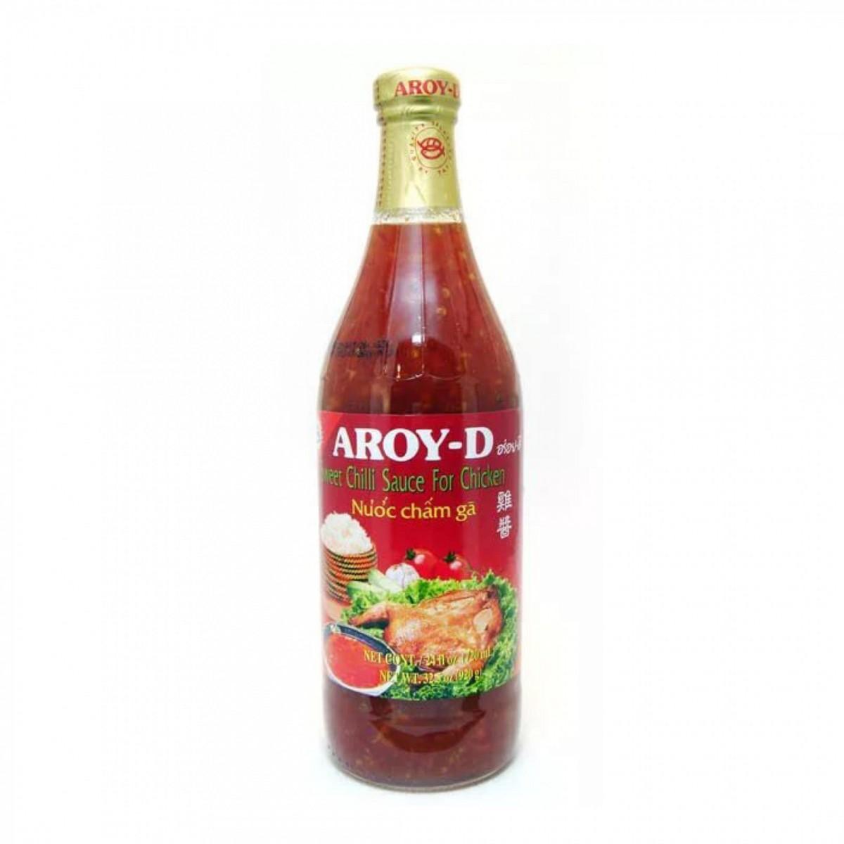Соус сладкий чили для курицы Aroy-D 0,92 кг